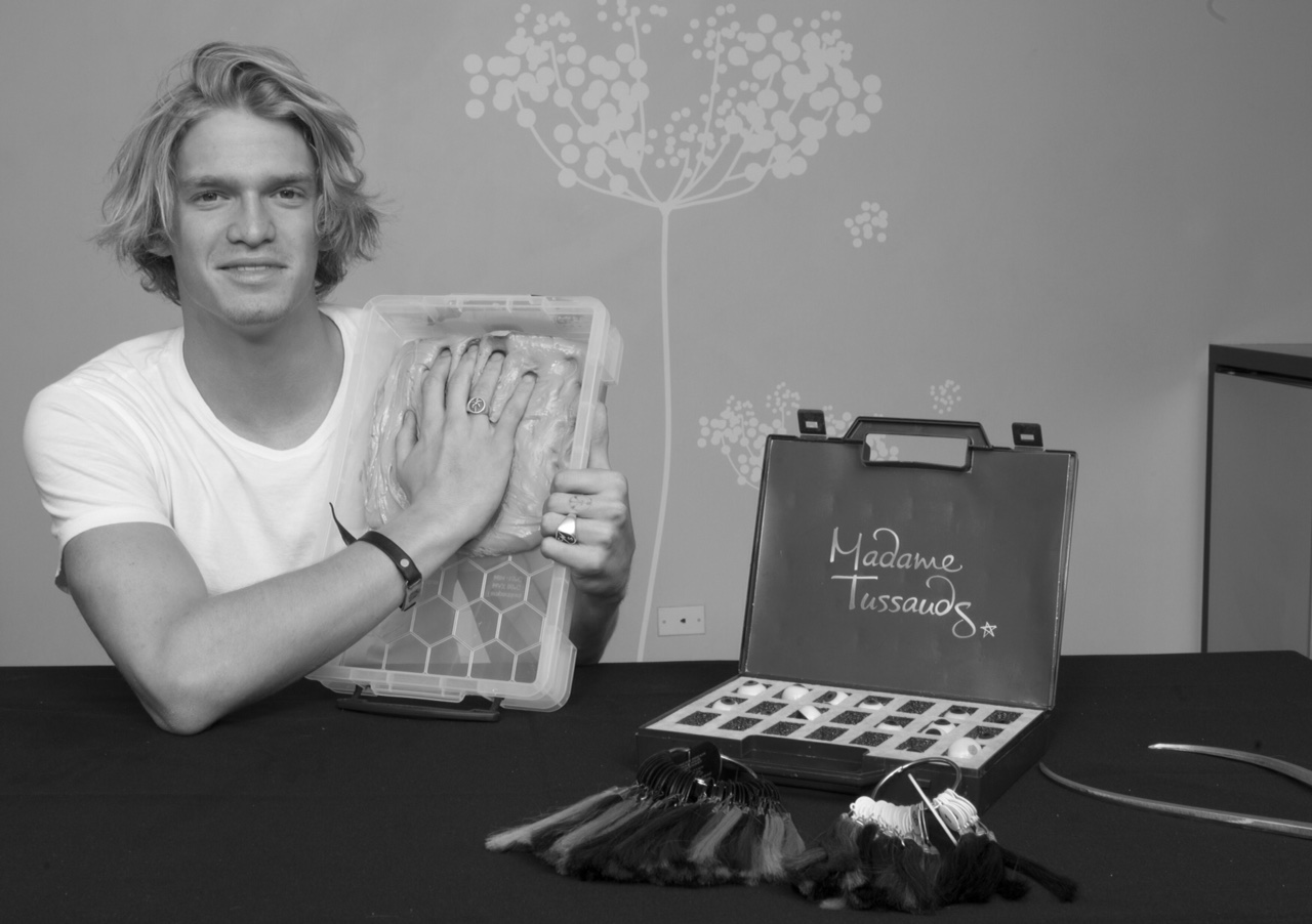 Win A Meet And Greet With Cody Simpson At Madame Tussauds Orlando